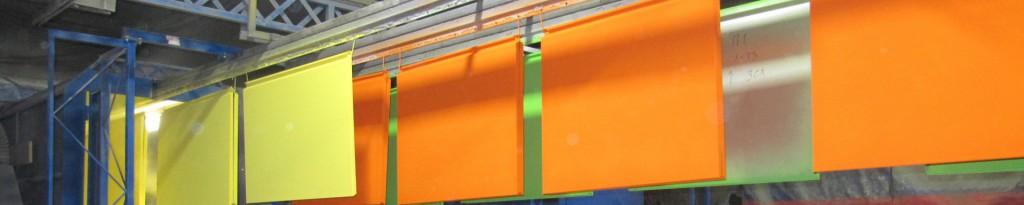 Производство фасадных кассет металлокассеты в Москве
