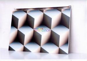 Металлокассеты с рисунком